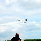 Yak 50s by DCLehnsherr