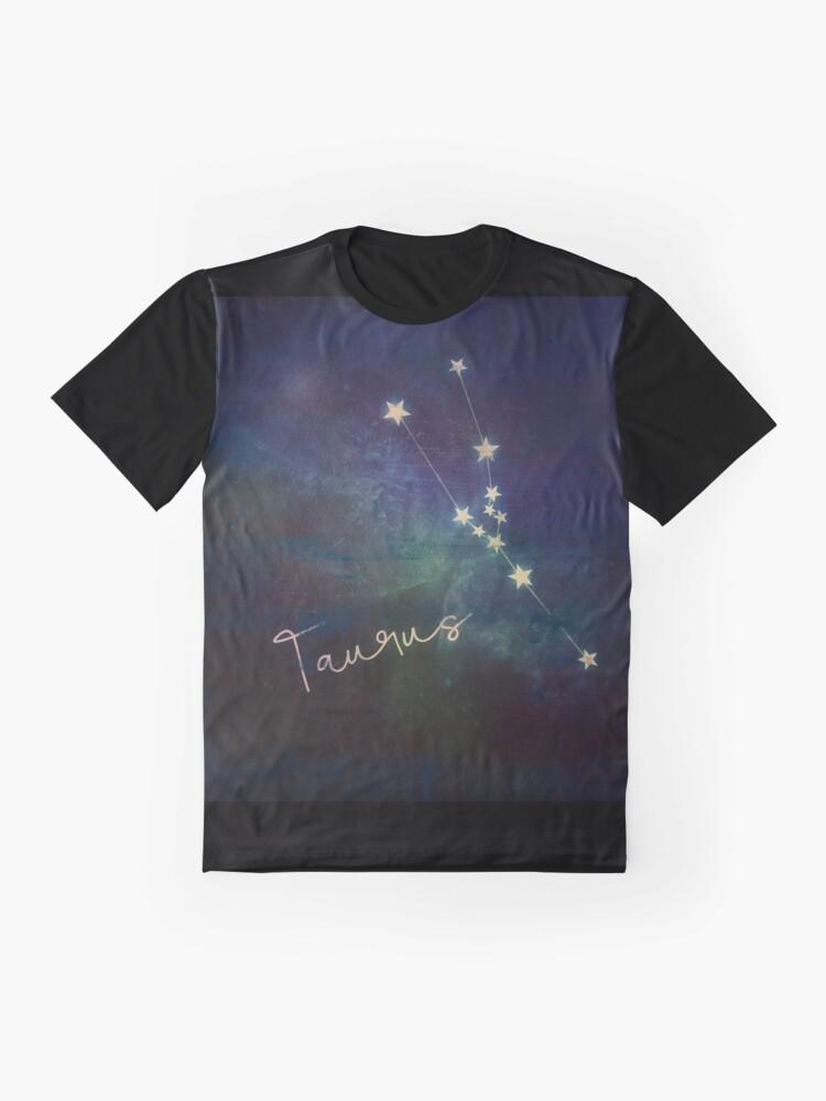 Alternate view of Taurus Graphic T-Shirt