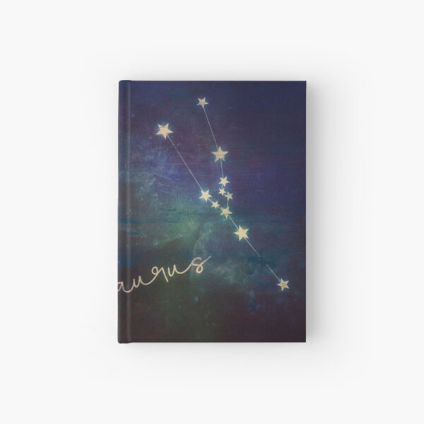 Taurus Hardcover Journal