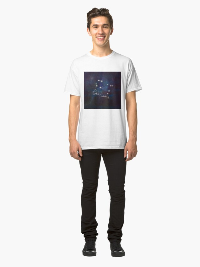 Alternate view of Gemini Classic T-Shirt