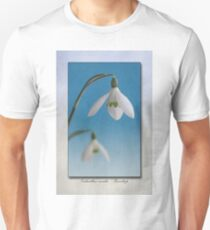 Galanthus nivalis T-Shirt