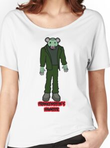 Frankenstein's Hamster Women's Relaxed Fit T-Shirt