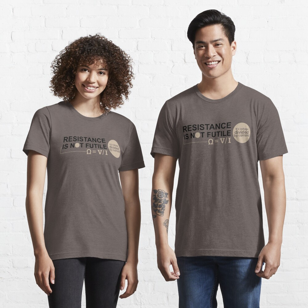 Resistance Is Not Futile Essential T-Shirt