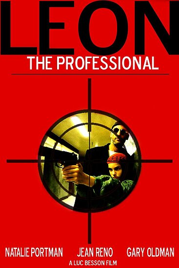 Leon: The Professional by Colbie Chinowsky
