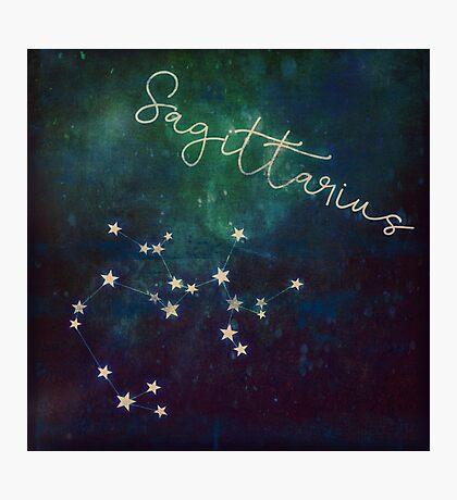 Sagittarius Photographic Print