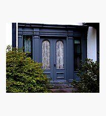 The Original Doors to Ringwood Manor, RIngwood NJ Photographic Print