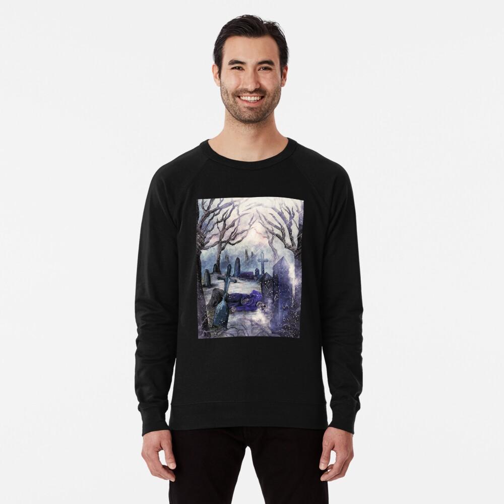 crooked soul. Lightweight Sweatshirt