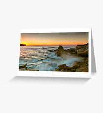 Long Bay Sunrise Greeting Card
