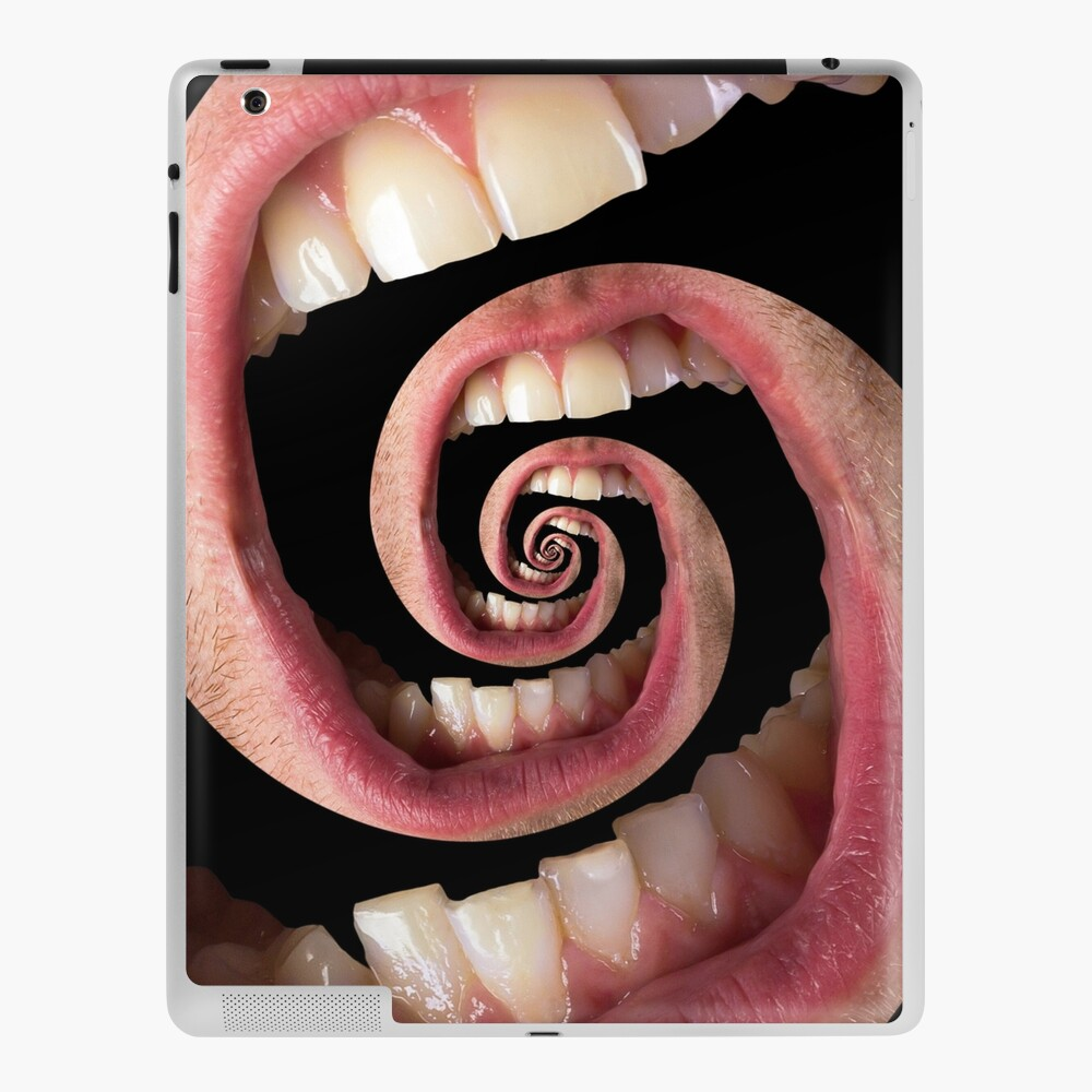 Twist Mouth Ipad Case Skin By Freedom4life Redbubble