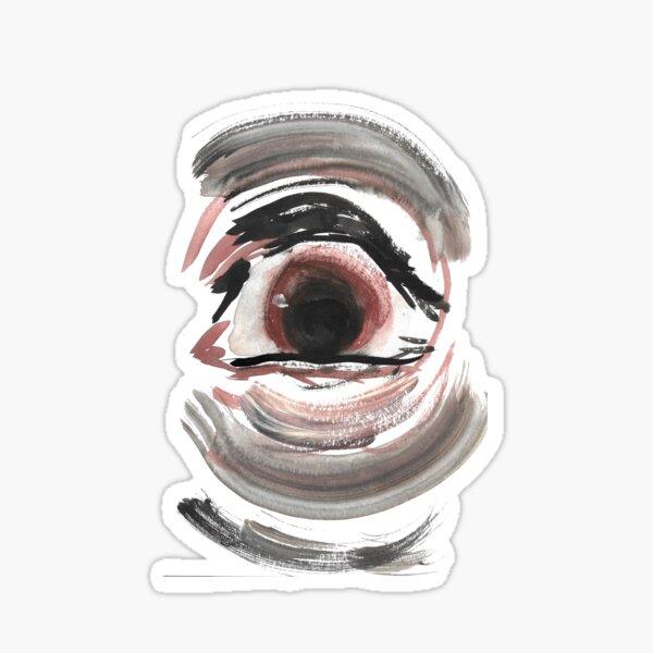 Visual Study 1 Sticker