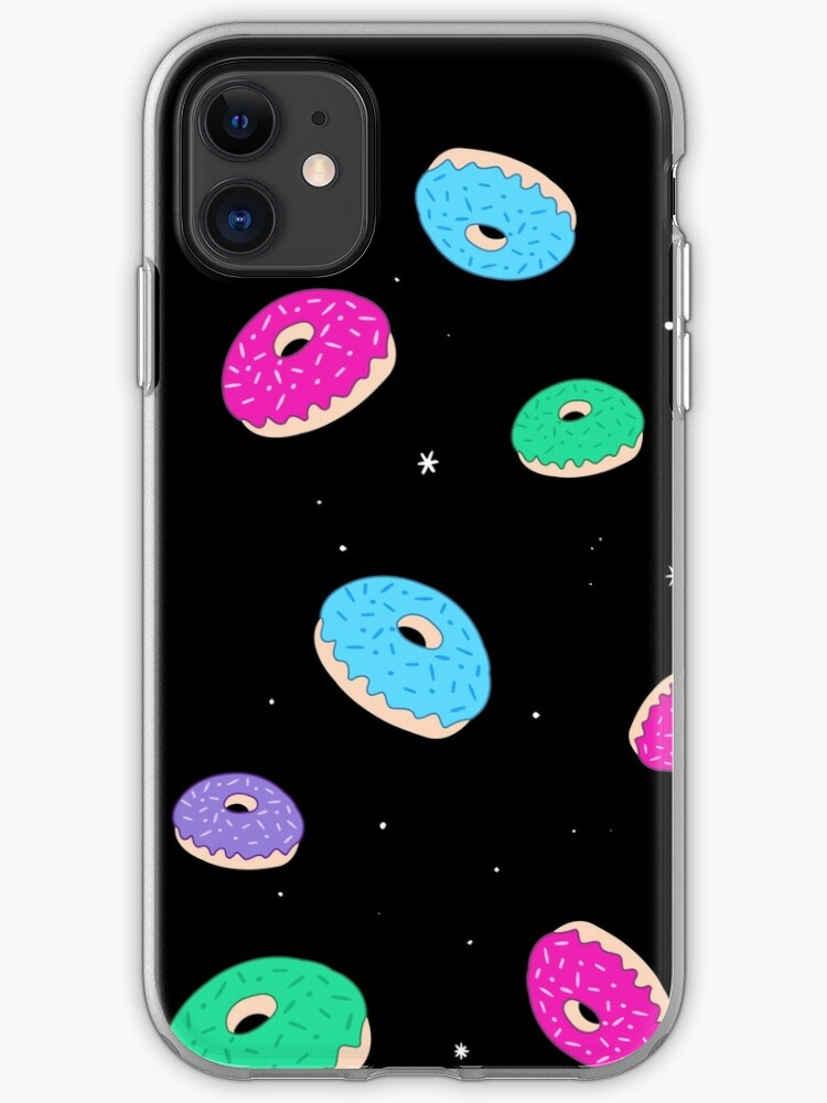 Donuts Colorful Wallpaper Iphone Case Cover By Sizzlinks Redbubble
