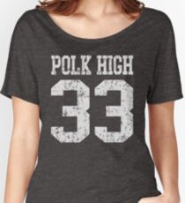 Polk High 33 Women's Relaxed Fit T-Shirt