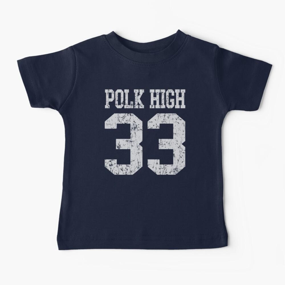 Polk High 33 Baby T-Shirt