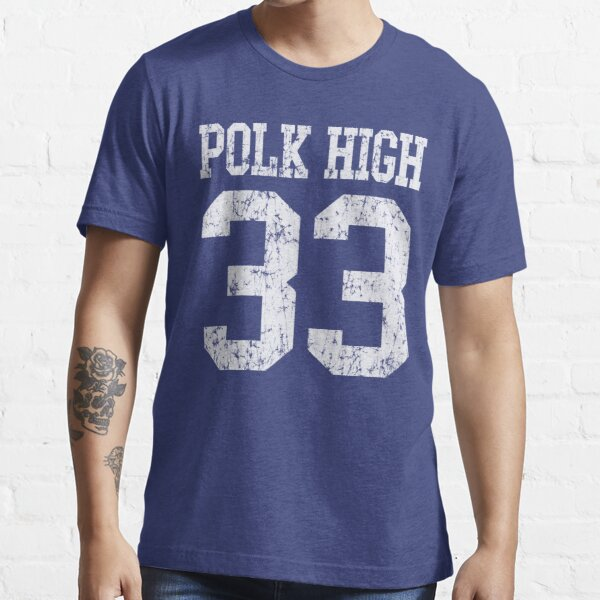 Polk High 33 T-shirt essentiel