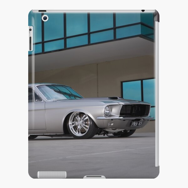 67 Ford Mustang Fastback iPad Snap Case