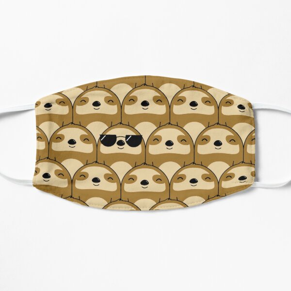 Sloth Army Mask