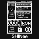 SHINee Washtag by fyzzed