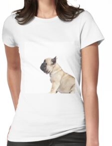 I'm Watching Womens Fitted T-Shirt