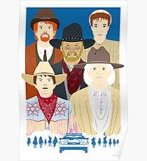 1885 (Faces & Movies) Poster