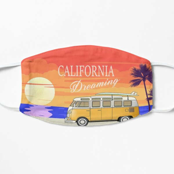 California Dreaming Mask