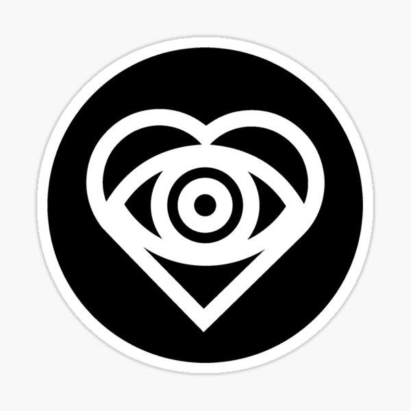 Future Hearts Sticker