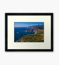 California Dreaming! Framed Print