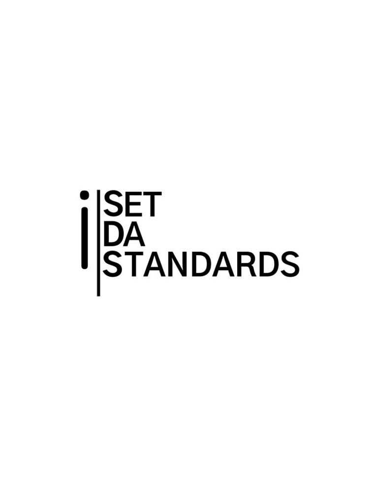 I Set Da Standards - White by SDSEnt