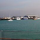 Stokes Hill Wharf, Darwin, Northern Territory by georgieboy98