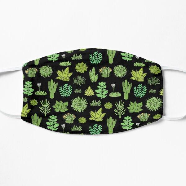 Succulents Mask