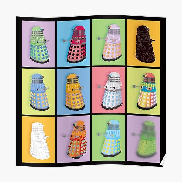 Dalek Dreams Poster