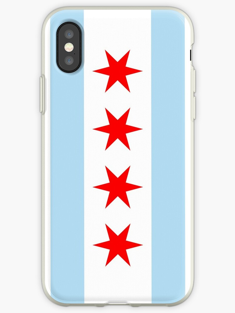 Flag of Chicago by frittata