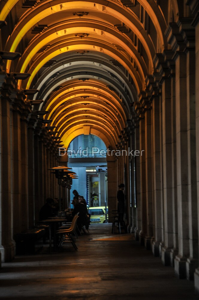 Melbourne GPO by David Petranker