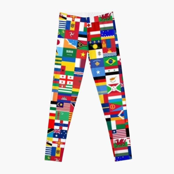 The world Leggings