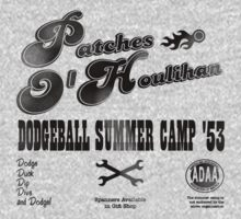 Dodgeball Summer Camp