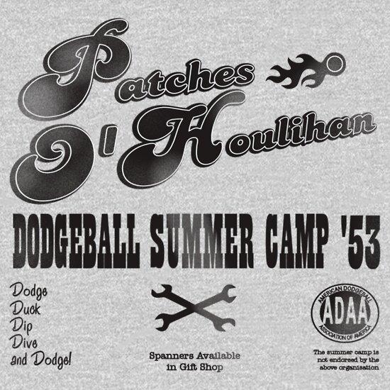 TShirtGifter presents: Dodgeball Summer Camp