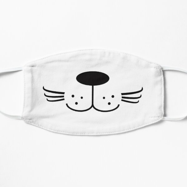 Animal faced mouthmask Mask