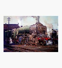 """Kenilworth"" on shed. Photographic Print"