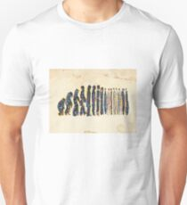 Barcode Evolution Unisex T-Shirt