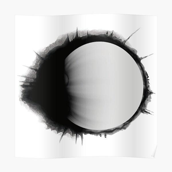 Westworld Rehoboam Extreme Anomalies or Divergences AI sphere circle Poster