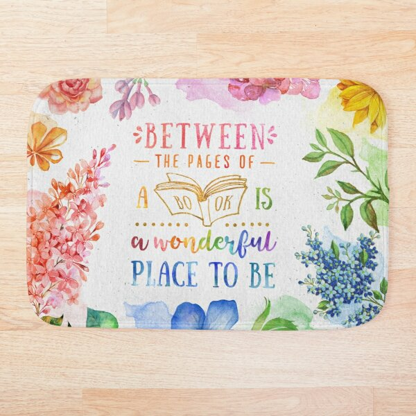 Between the pages Bath Mat