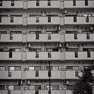 Homes, sweet homes - Japan by Norman Repacholi