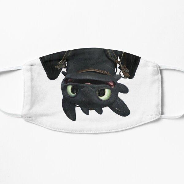 Toothless Flat Mask