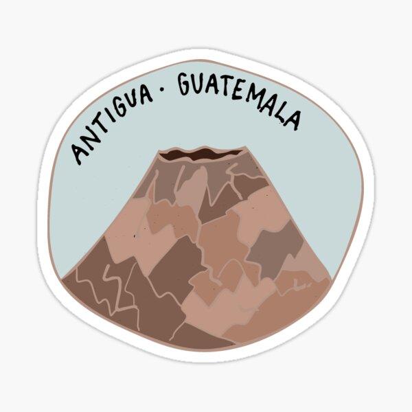 Antigua Guatemala Sticker