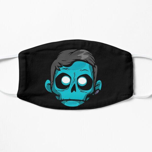 Zomboy Head Flat Mask