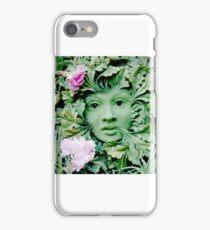 Goddess of Nature iPhone Case/Skin
