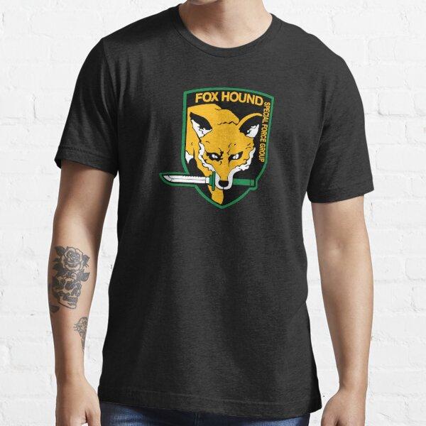 Metal Gear Solid - Fox Hound logo Essential T-Shirt