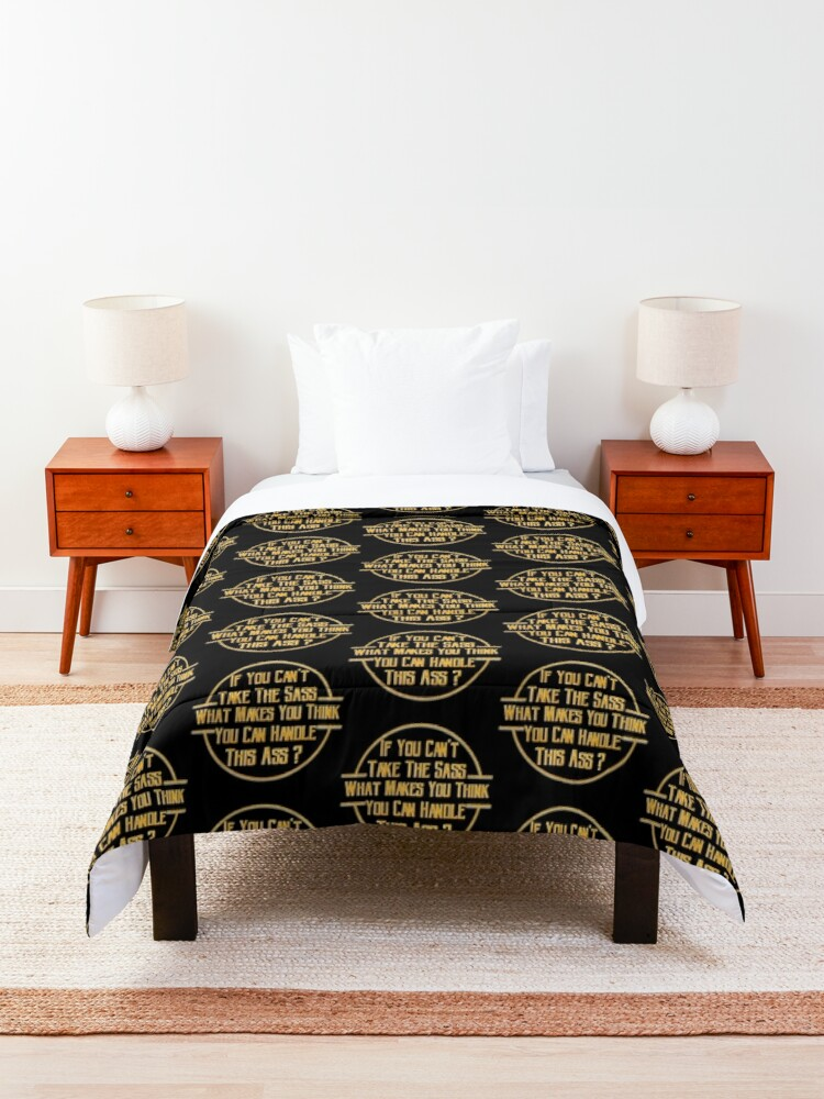 Alternate view of Sassy and Classy Comforter