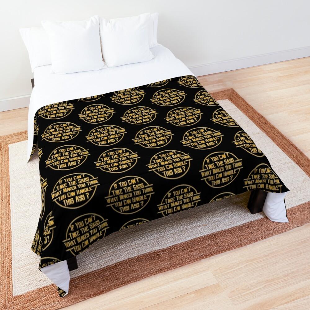 Sassy and Classy Comforter