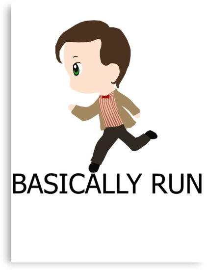 Basically Run by drawingdream