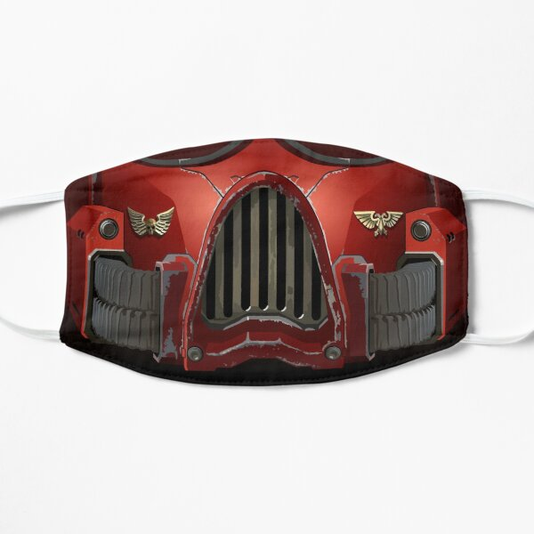 Space Marine Sergeant helmet Mask